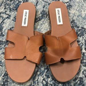 Steve Madden Greek style sandals